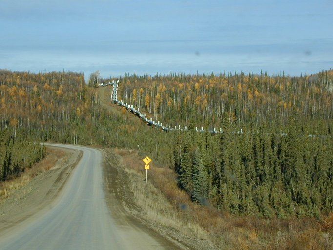 The Dalton Highway & Pipeline