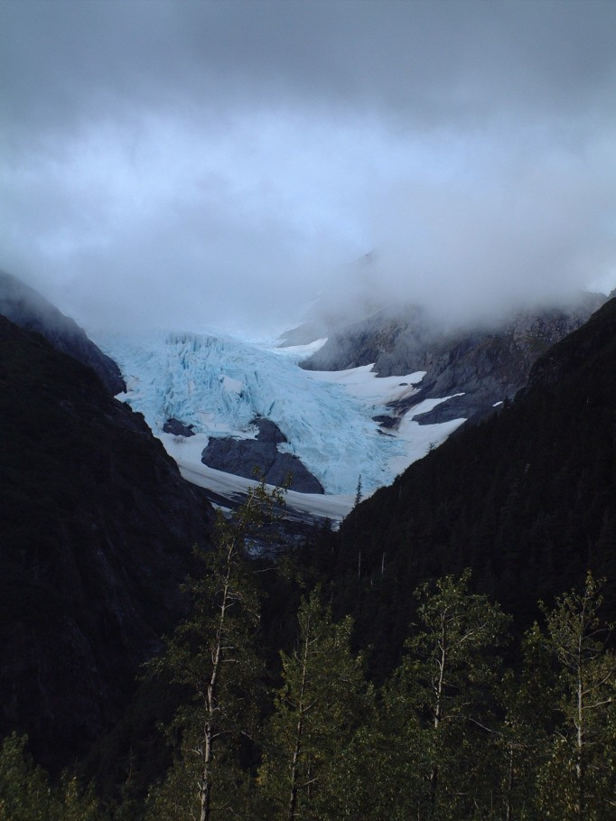 Portage Glacier 2