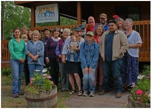 2014 KTNA Volunteers