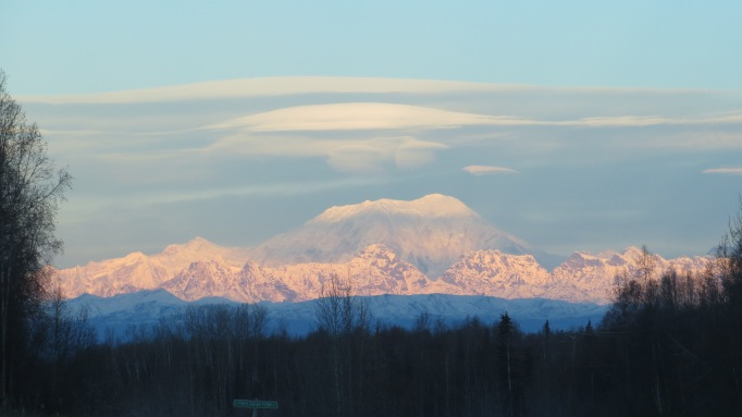 Foraker Forming Lenticular Cloud in AM.JPG