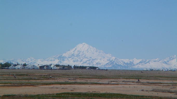 Mt Redoubt-Kalifornsky